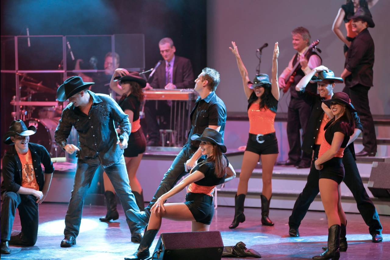 Branson - Clay Cooper Country Express show