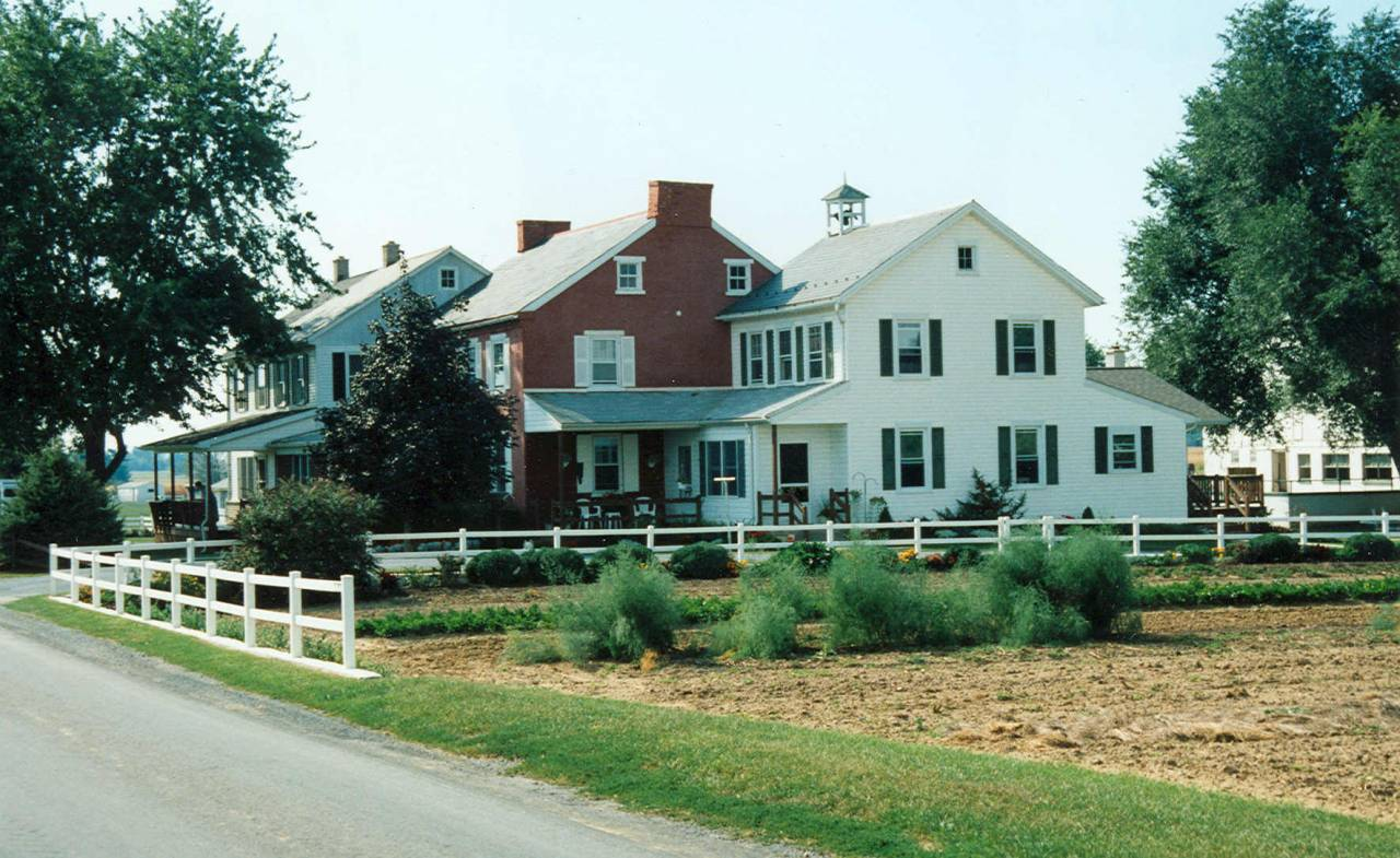 Lancaster PA - countryside tour - three family home