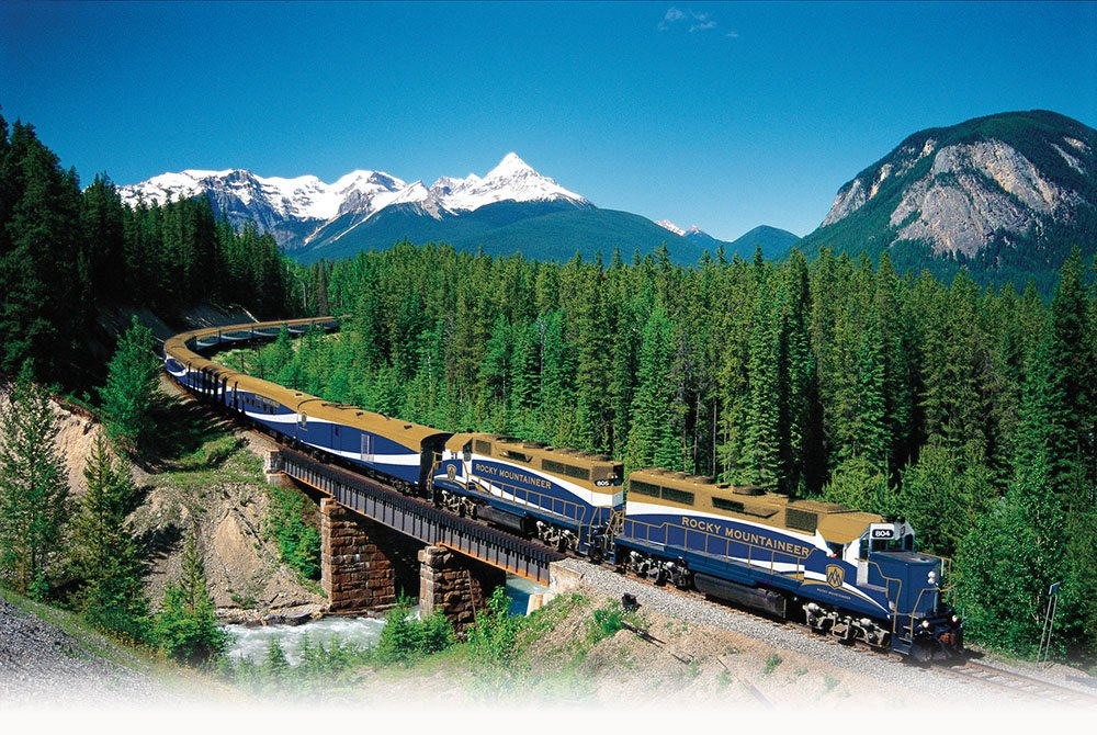 Rocky Mountaineer Rail